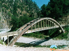Bridge at Chalthi
