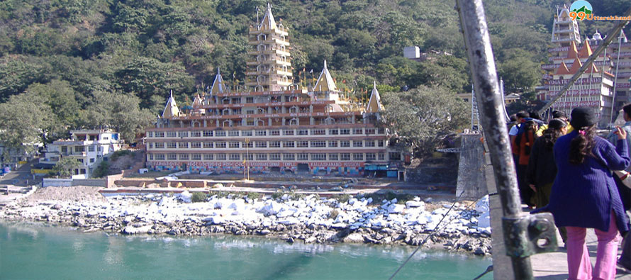 Jumpin Heights, Rishikesh