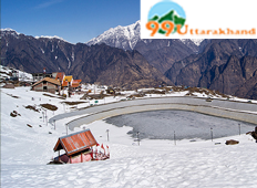 Auli Pictures - Skiing in India