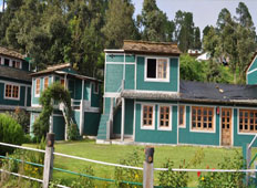 Binsar Eco Resort, Almora