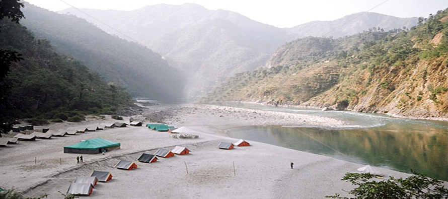 The Camp 5 Elements, Rishikesh
