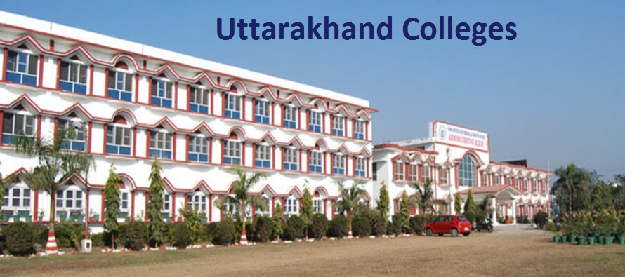 colleges in Uttarakhand
